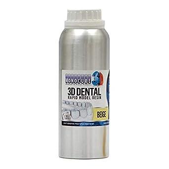 Monocure 3D Rapid Dental Modelo 3D Resina: Amazon.es: Industria ...