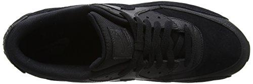 012 Nike Black Schwarz Gymnastikschuhe Max 90 Air Herren Premium Black r6RqrzSa