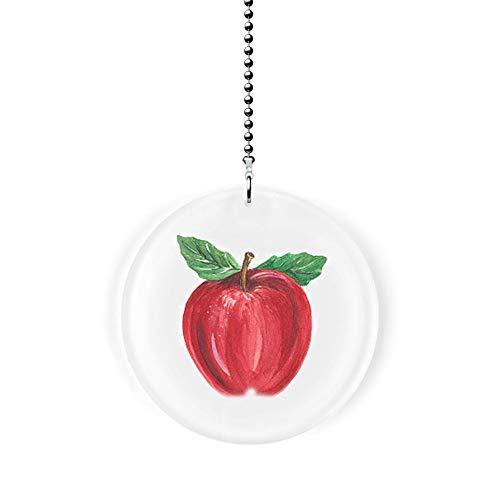 Franciscan Usa Apple - Red Apple Fan/Light Pull