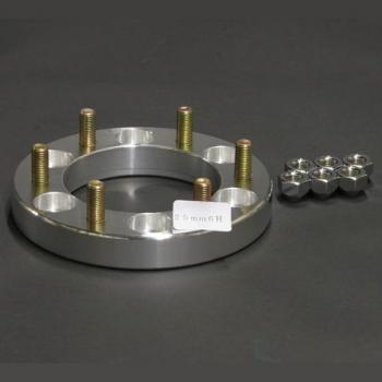 ZEALワイドトレッドスペーサー(25mm厚/1枚)5H-150(ランクル100&200&76) B00PAE5P74