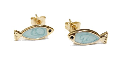 fish-turquoise-18k-gold-plated-push-back-earring-pez-aretes-enchapados