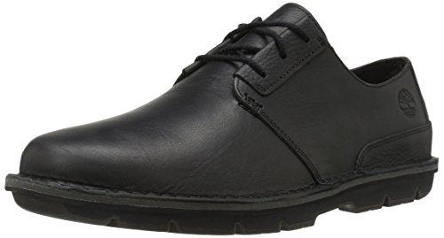 Timberland Men's Coltin Low Oxford, Black, 9.5 M US