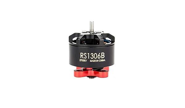 TwoCC Accesorios Rc Drone,Emax Rs1306B 2700/4000Kv Rc Avión Fpv a Través De La Máquina Motor Sin Escobillas Motor Sin Escobillas 3-4S Para Rc Drone Fpv Racing Drone(2700KV): Amazon.es: Bricolaje y herramientas