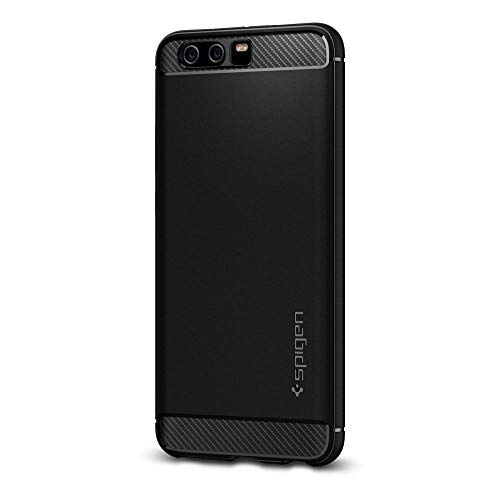 Spigen Rugged Armor Designed for Huawei P10 Plus Case (2017) - Rugged Armor]()