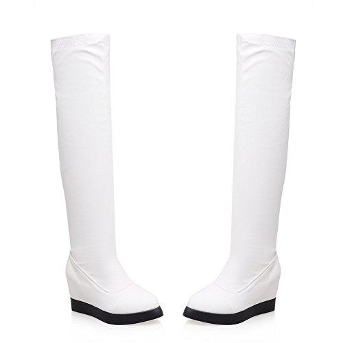 1TO9 1TO9Mns02020 - Zapatilla Alta Mujer blanco