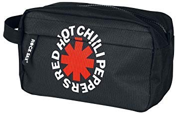 Red Hot Chili Peppers Asterix Toiletry Travel Bag