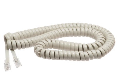 Nortel Norstar 12 ft. Ash Handset Cord For M7100, M7208, M7310, M7324 Phone (In Factory Sealed Bag)
