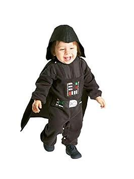 DISBACANAL Disfraz Darth Vader bebé - -, 1-2 años: Amazon.es ...