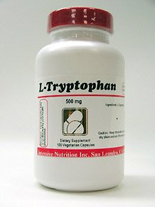 Nutrition Intensive - L-tryptophane 500 mg 100 vcaps