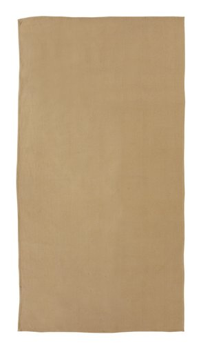 VHC Brands 15244 Burlap Natural Table Cloth 60x102