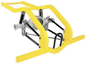 Competition Engineering C1823 Frame Kit (Competition Engineering Mustang)