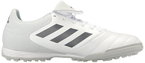 Scarpa Da Calcio Adidas Originals Mens Copa Tango 17.3 Turf Bianca / Onix / Grigio Chiaro