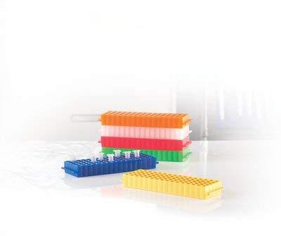 82024-479PK - Description : VWR 80-Well Microtube Rack - VWR 80-Well Microtube Racks - Pack of ()