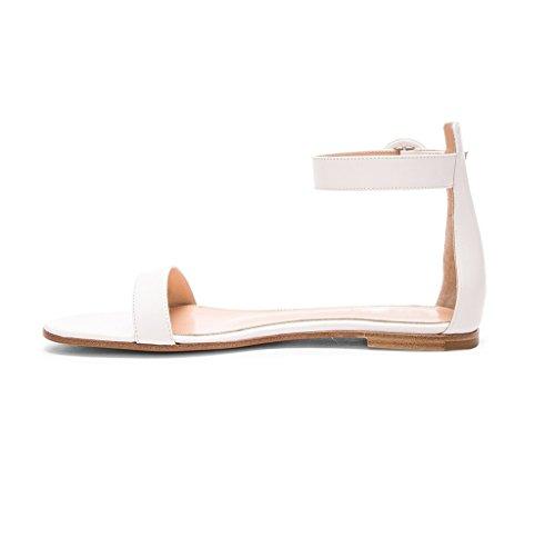 EDEFS - Tira de tobillo Mujer blanco