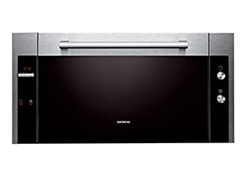 Siemens HB933R50 Eléctrico Plata - Horno (Electric oven, 30/270, Plata,