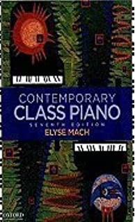 Contemporary class piano elyse mach 9780199326204 amazon books contemporary class piano 7th seventh edition spiral binding fandeluxe Gallery