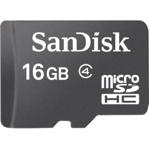 Amazon.com: SanDisk sdsdq-016g-a46 a MicroSDHC tarjeta de ...