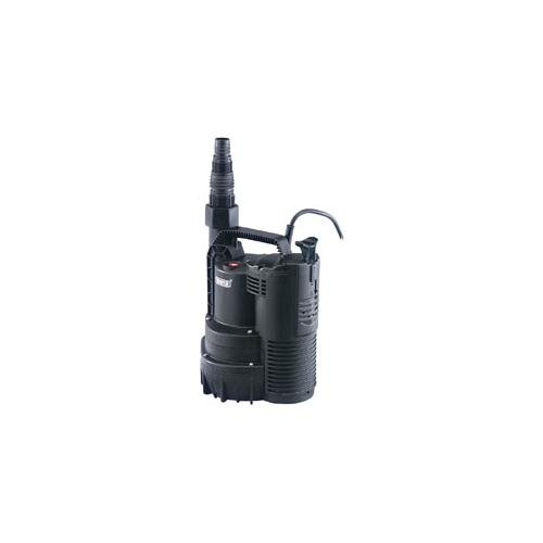 Draper 120L/Min (Max.) 230V Submersible Water Pump with Integral Float Switch COMPRESSORS & P. WASHERS