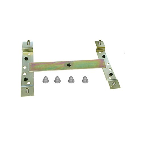 MTC VM942 31349166 License Plate Retainer Front or Rear Including 4 Cap Nuts # 985941//MTC VM547, Volvo Models