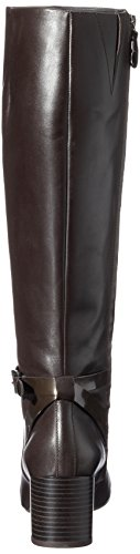 Mid Geox Chestnut Boots Coffee D Brown C Audalies WoMen ttqwFvp