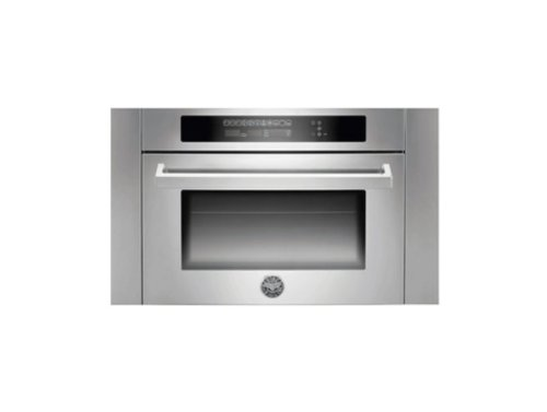 Bertazzoni SO24PROX: Stainless 24/30 Combi Microwave Oven (Best Combi Oven For Home)