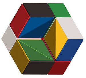 Creative Whack Company Roger von Oechs Big Ball of Whacks, Multi-Colored