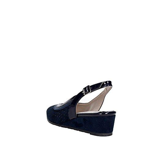 Cinzia Femme Bleu Sandale Soft Iab33023cs TzwqZxr6TH