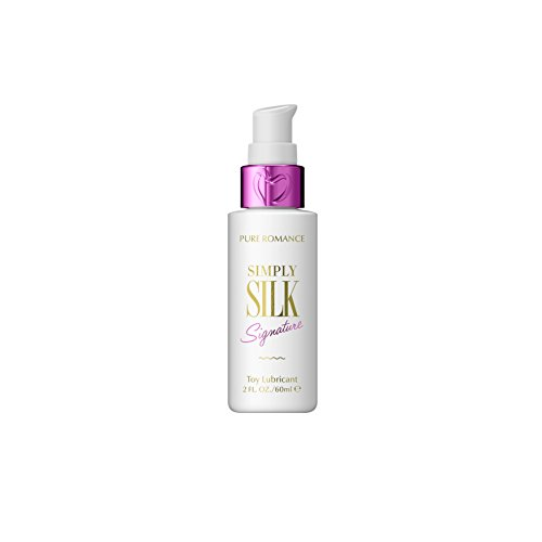 Simply Silk Toy-Friendly Lubricant, For All Sex Toys by Pure Romance - Silk Lube
