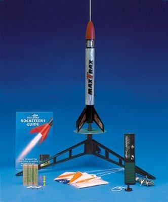 Estes Max Trax RTF Rocket Starter Set - (Rtf Rocket Starter)