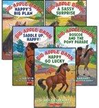 book cover of Big Apple Barn 5-book Set
