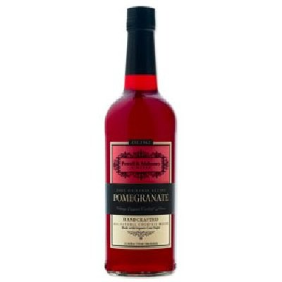 Powell & Mahoney Limited Pomegranate Cocktail Mix 18x 25.36OZ by POWELL & MAHONEY