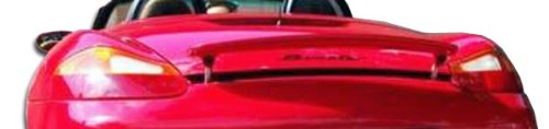 Porsche Fiberglass Body Parts (1997-2004 Porsche Boxster Duraflex S-Design Wing Trunk Lid Spoiler - 1 Piece)