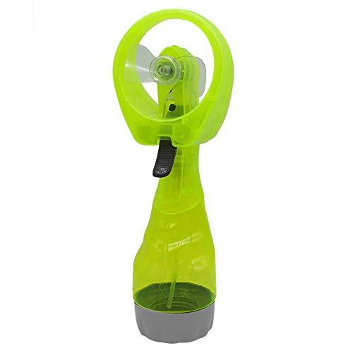 Elevin(TM)  Portable Hand held Cooling Cool Water Spray Misting Fan Mist Travel Beach