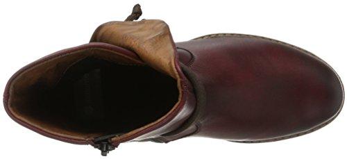 D8172 Cowboystiefel Remonte 35 Chianti Rot Damen Chestnut qO5w5ZE