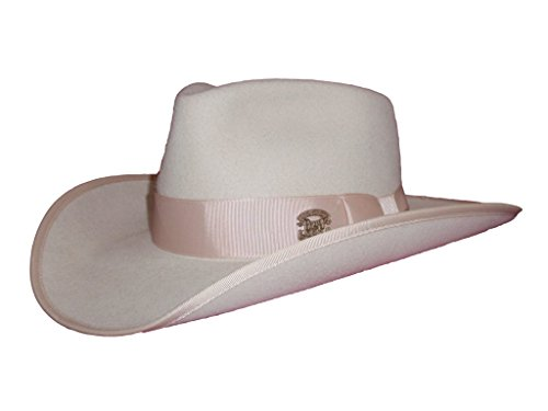 D Bar J Hat Brand, Female, Dale Evans Hat, Size 7, Bone by D Bar J Hat Brand