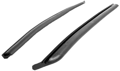 Metro Moulded Parts VS 3-MX Rear Roll-Up Quarter Window Seal for 2-Door Hardtop and Convertible ()