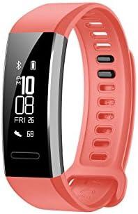 Huawei Band 2 Pro All-in-One Tracker Activity Smart Fitness Wristband | GPS | حالت چند اسپرت | ضربان قلب | مانیتور خواب | 5ATM ضد آب ، سیاه (ضمانت ایالات متحده)