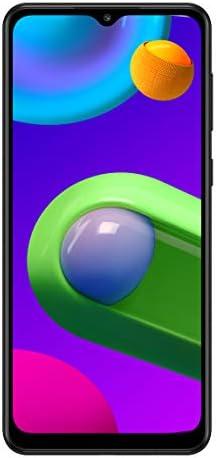 Samsung Galaxy M02 (Black,3GB RAM, 32GB Storage)