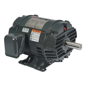 Dayton GP Motor, 3 PH, ODP, 3 HP, 1770 RPM, 182T