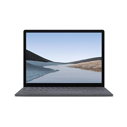 Microsoft Surface Laptop 3 Intel Core™ i5 10th Gen 13.5 inch Touchscreen Laptop (8GB/128GB SSD/Windows 10 Home/Integrated Graphics/Platinum/1.265kg), VGY-00021