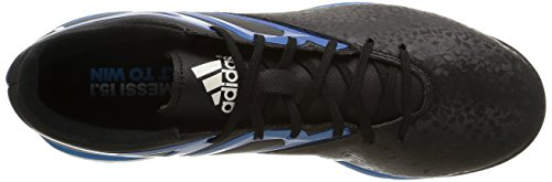 adidas Messi 15.1 Boost - Botas para hombre Negro / Azul / Blanco