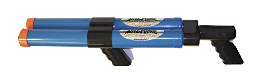 Machine Gun Barrel (Stream Machine DB-1500 Double Barrel Water Launcher (colors may vary) 24 Inch Gun)