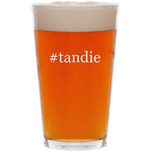 (#tandie - 16oz Hashtag All Purpose Pint Beer Glass)
