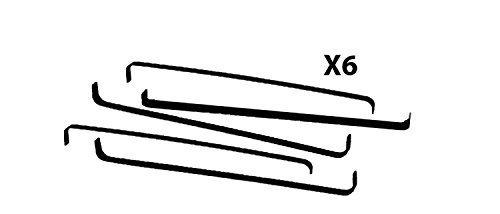 (Rhino Carbon Fiber RCF-30SP Carbon Fiber Staples (30 Pack))