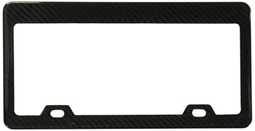 NRG Innovations CARB-P100 Carbon Fiber License Plate Frame