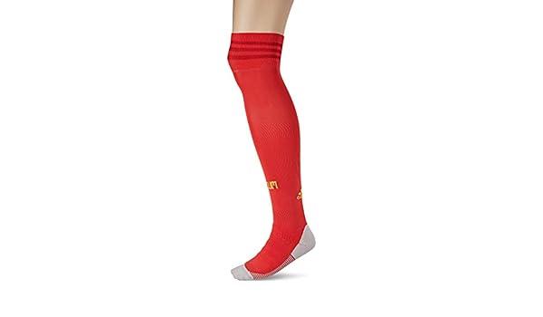 1fa1ee2f2 Amazon.com: adidas 2018-2019 Belgium Home Football Socks (Red): Clothing