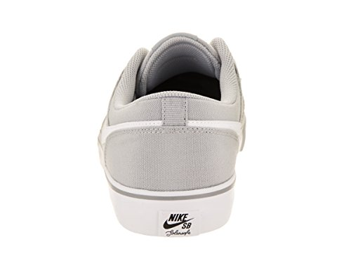 black High Skateboarding White Sb Nike Wolf Portmore Shoe Canvas Ii Ankle Solar Men's Grey SxFTwqR