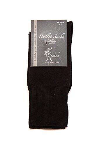 tendu pink ballet socks Black YFXtNfdw5