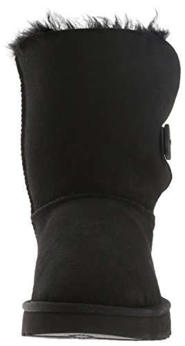 UGG Women's Bailey Button II Winter Boot, Black, 9 B US by UGG (Image #4)