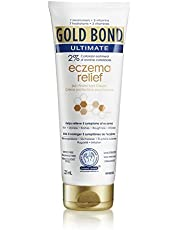 Gold Bond Ultimate Eczema Relief Skin Protectant Cream, 225 mL, Relief of Itchiness, Dryness, Rashes, Roughness & Irritation